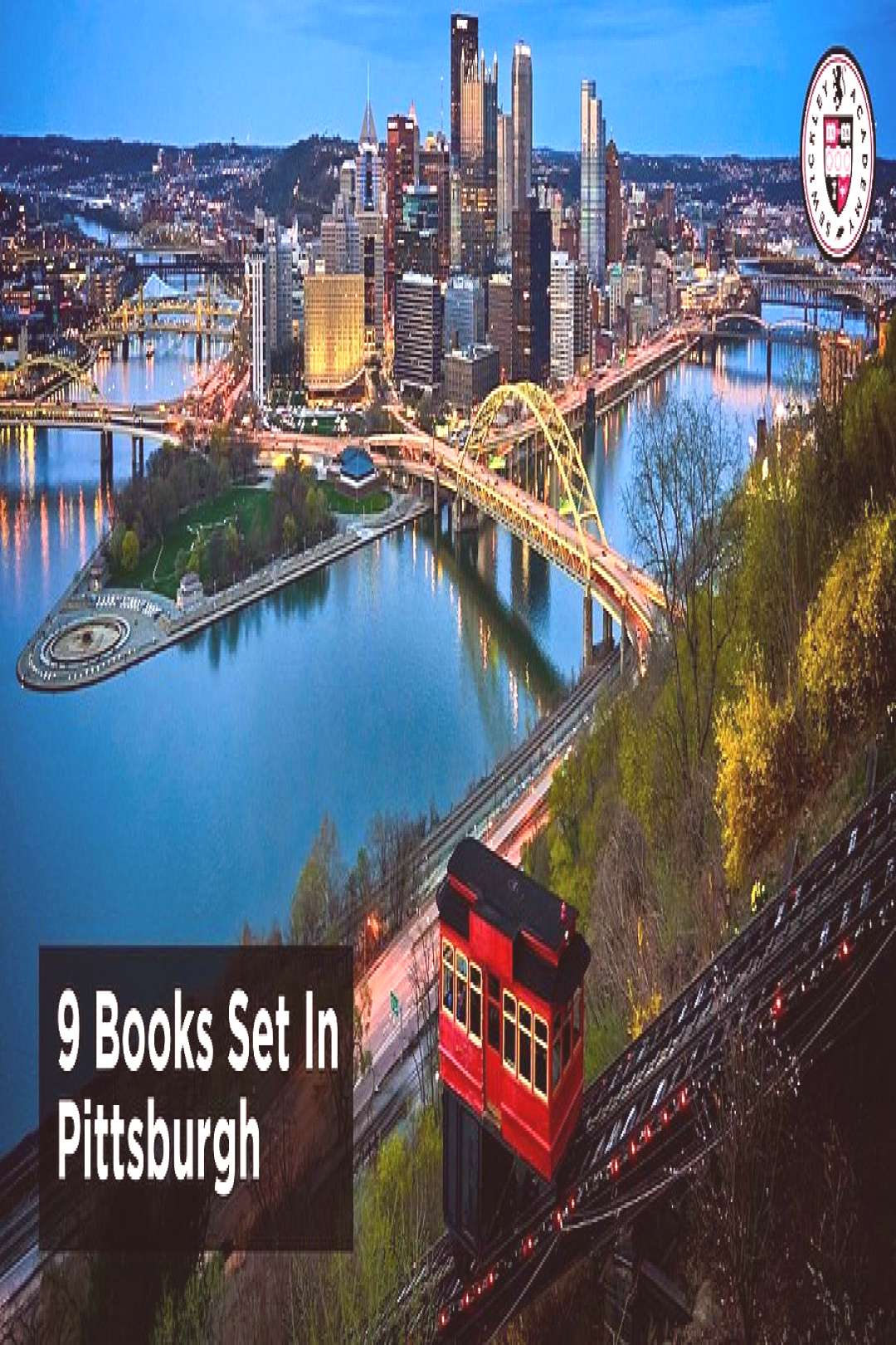 Pittsburgh Proud Nine Books Set in our City Pittsburgh Proud 9 Books Set In Pittsburgh