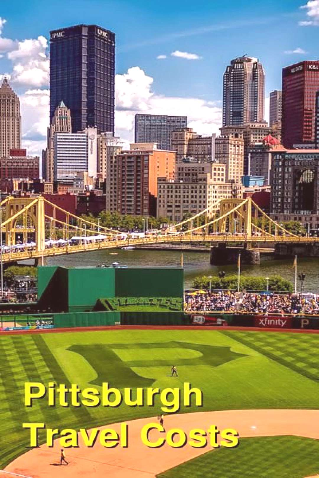 Pittsburgh Travel Cost - Average Price of a Vacation to Pittsburgh Food amp Meal Budget, Daily amp Wee
