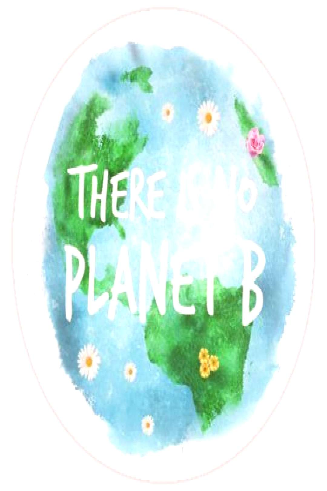 save planet earth Sticker