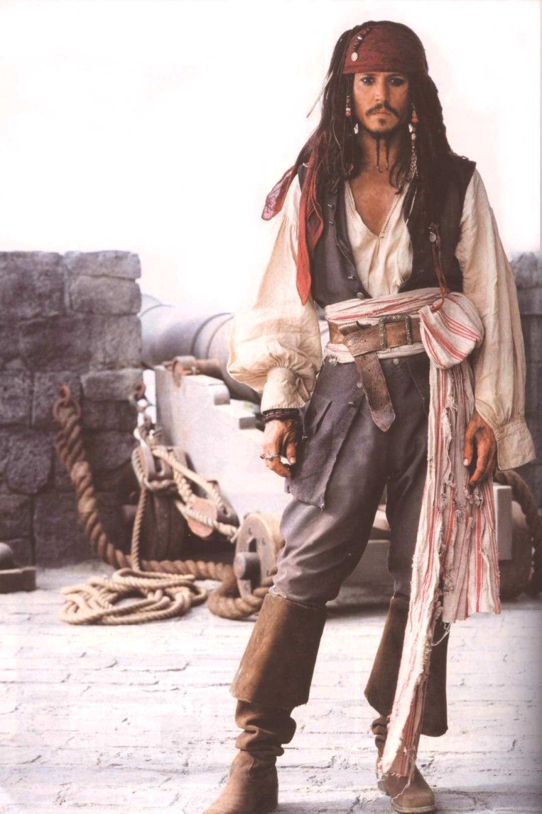 THE JOHNNY DEPP ZONE ~ Pirates of the Caribbean The Curse of the Black Pearl - -
