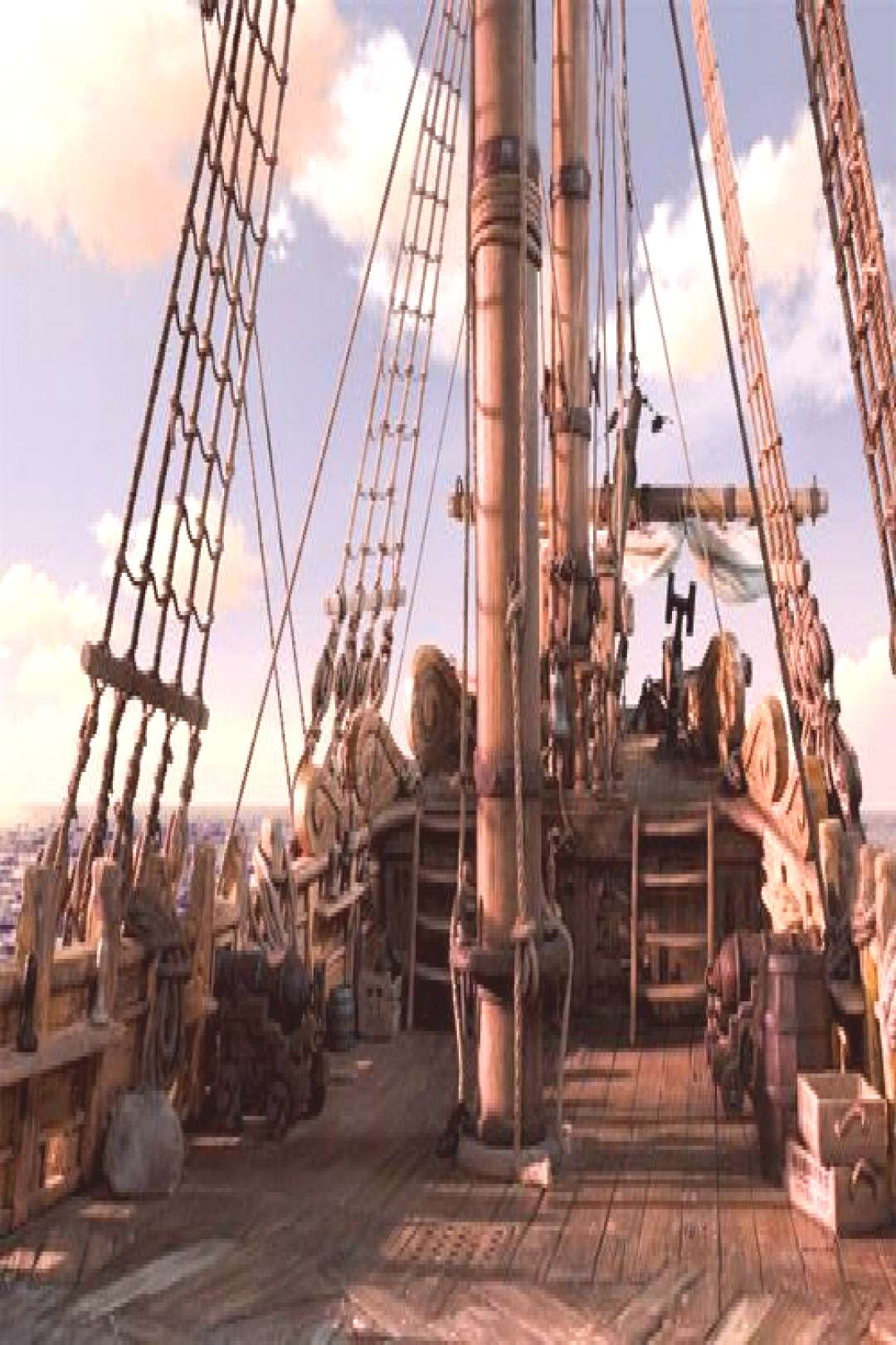 The Pirates UK - Captains Log Production Blog - Greetings swabs, There's only nine weeks shooti