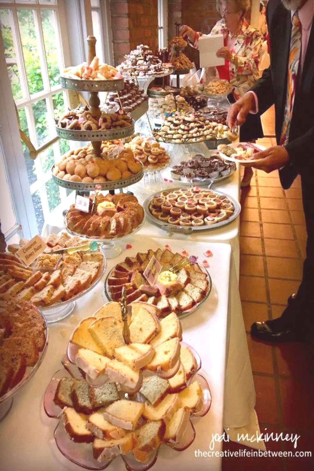The Wedding Cookie Table - A Pittsburgh Tradition - Recipes can be found on the ... - The Wedding
