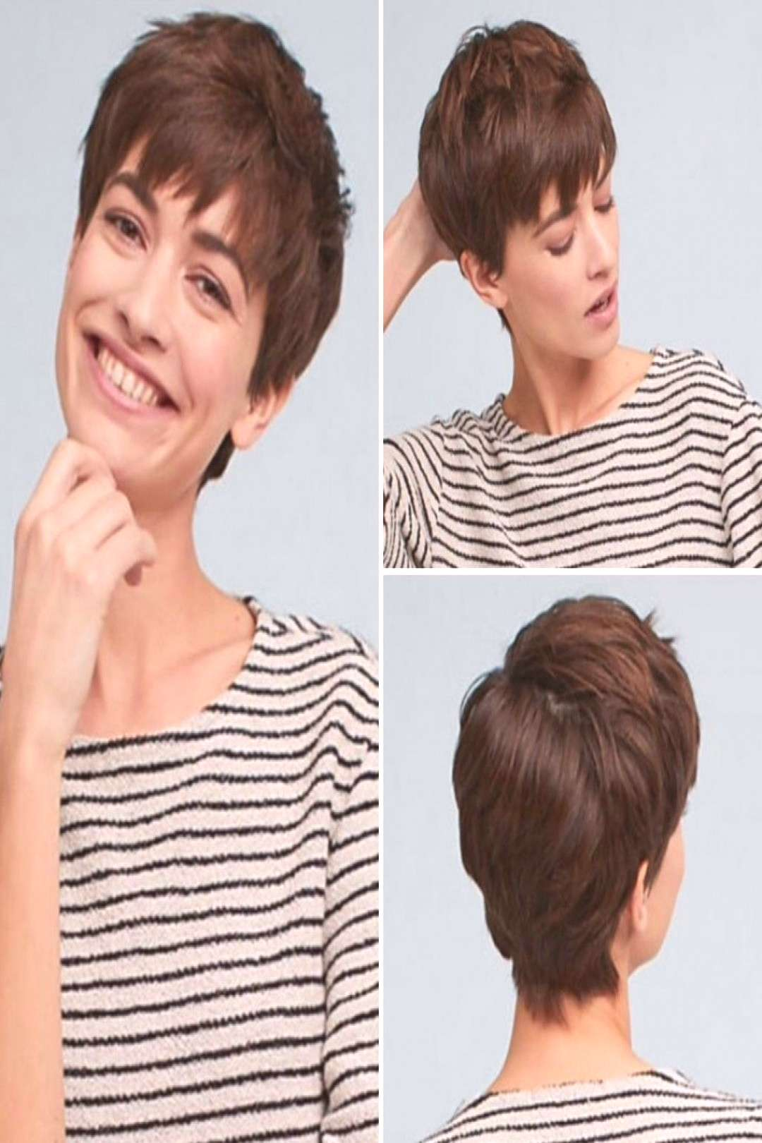 Top 15 Trends In Pixie Cut Oval Face To Watch   pixie cut oval face Please check more!! Awesome Top