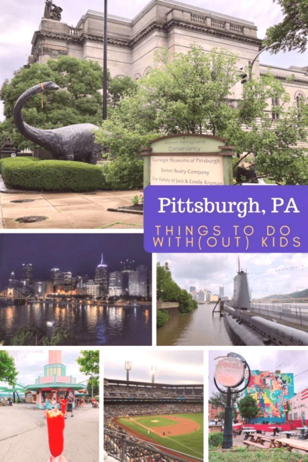 Traveling to Pittsburgh? We have a list of fun and interesting things to do in Pittsburgh both with