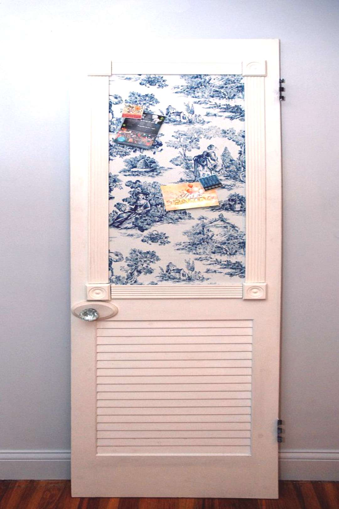 Upcycled Blue Pittsburgh Recycled Door by Restartistry, $ 119.00 ... - Upcycled Blue Pittsburgh Rec