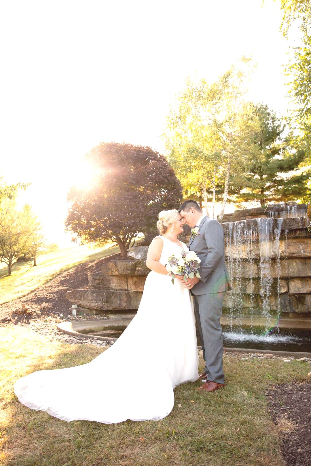 Waterfall at Southpointe - Pittsburgh Photo Locations#locations