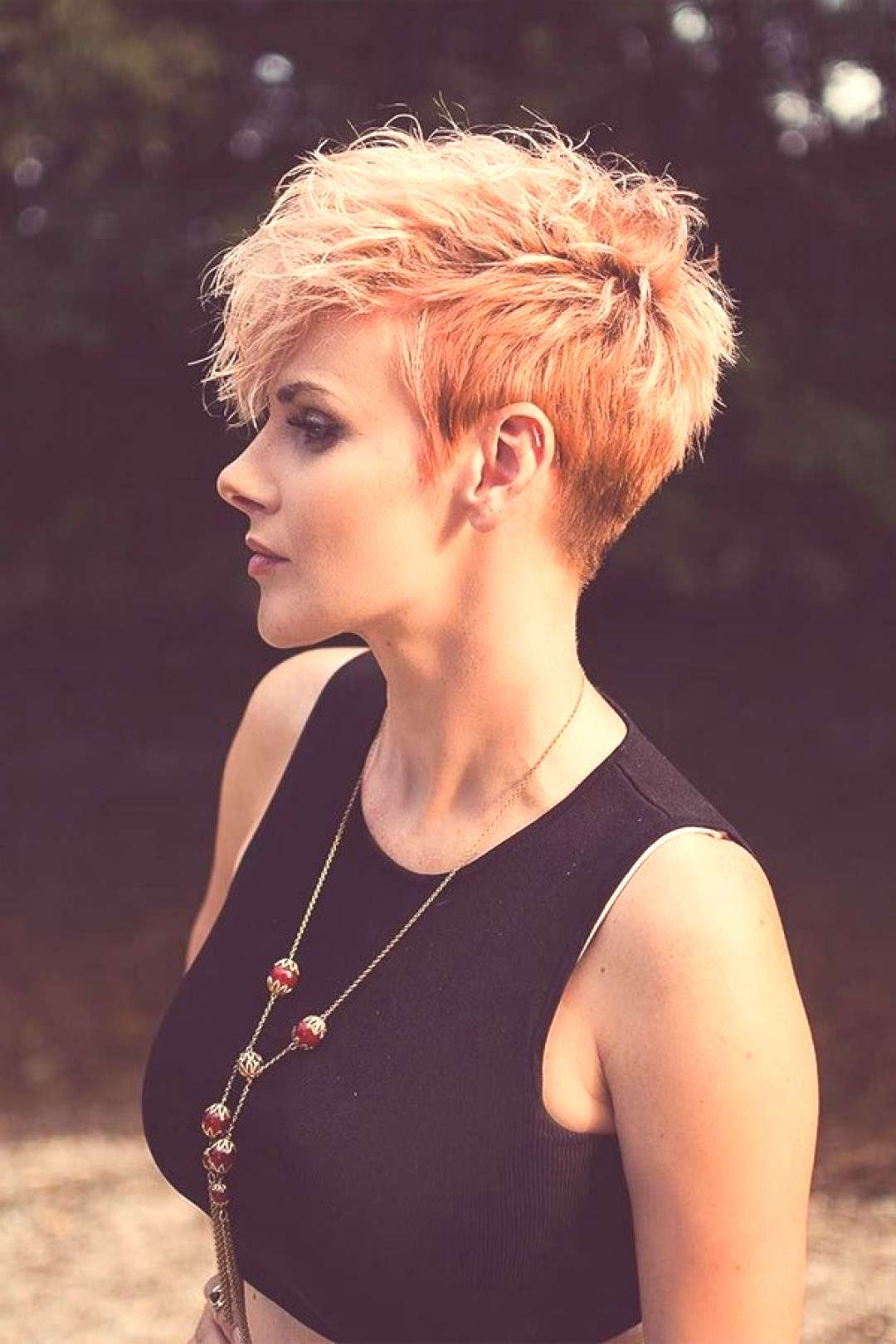 Ways To Get A Pixie Haircut No Matter Your Face Shape Get a Pixie Cut according to your face shape