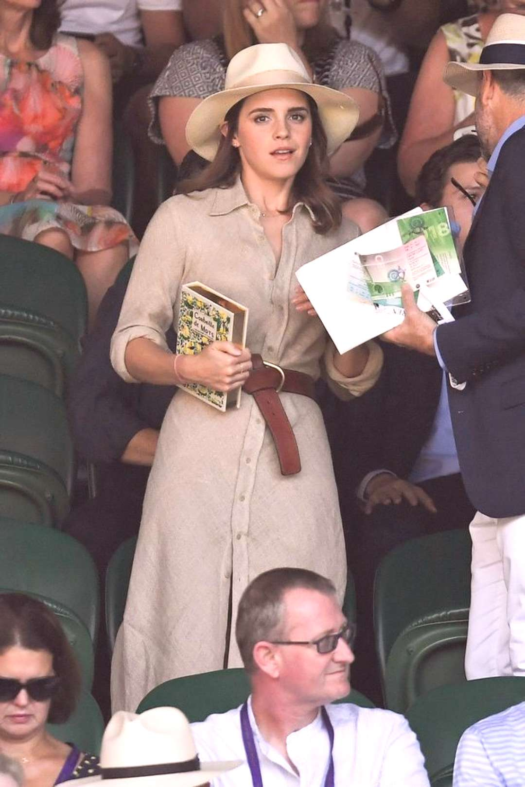 Wimbledon 2018s best dressed celebrity guests - from Erin OConnor to Pippa Middleton - Mirror Onl